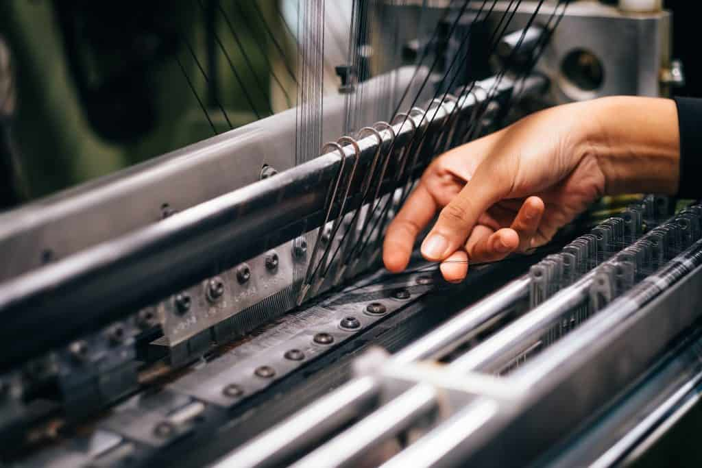 Textile production in Supply Chain