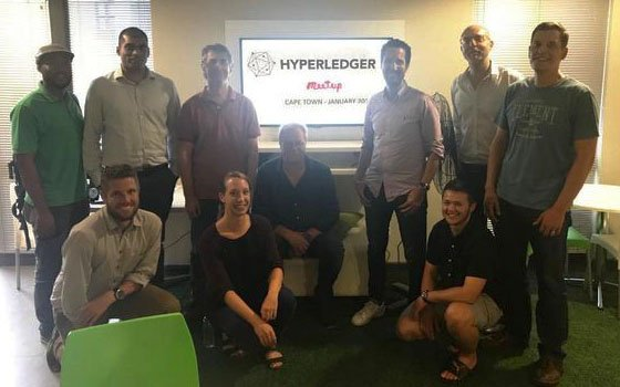 Hyperledger meetup South Africa