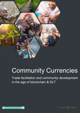 Community Currency Report - Title Page