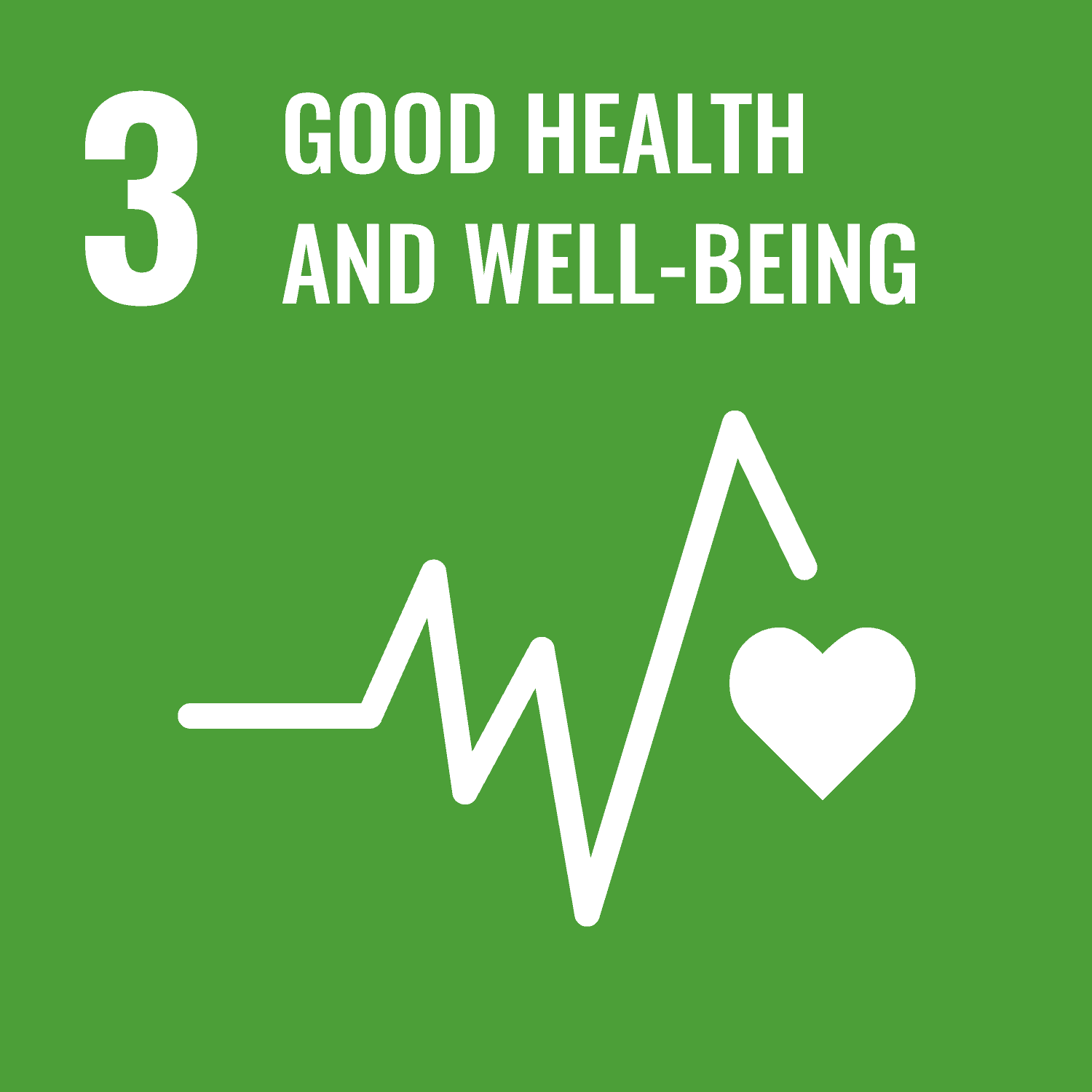 SDG 3 Good Health and Wellbeing - but no Mental Health?